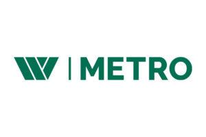 Wihuri Metro-tukku logo